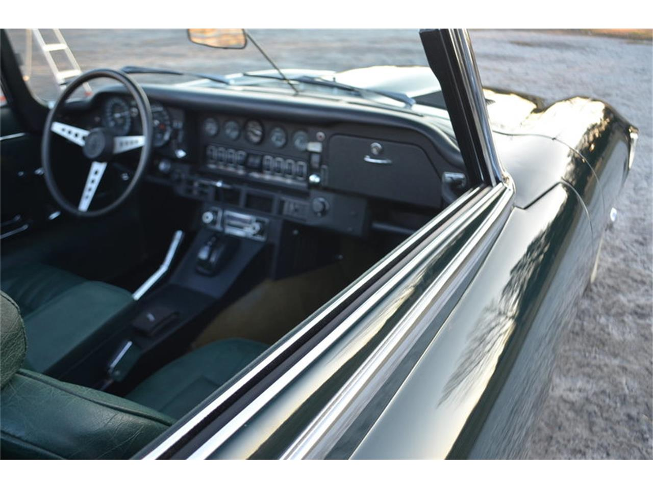 Large Picture of 1974 E-Type Offered by Frazier Motor Car Company - MMOP