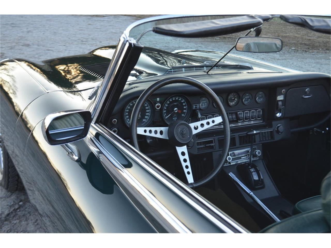 Large Picture of 1974 E-Type located in Lebanon Tennessee Offered by Frazier Motor Car Company - MMOP