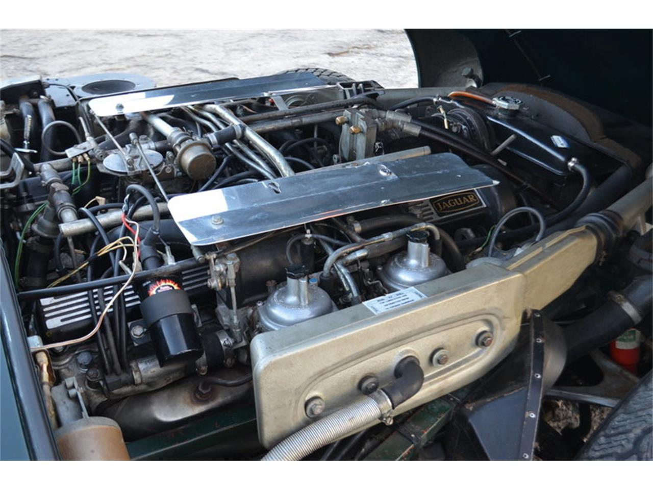 Large Picture of 1974 E-Type located in Tennessee - $72,500.00 Offered by Frazier Motor Car Company - MMOP