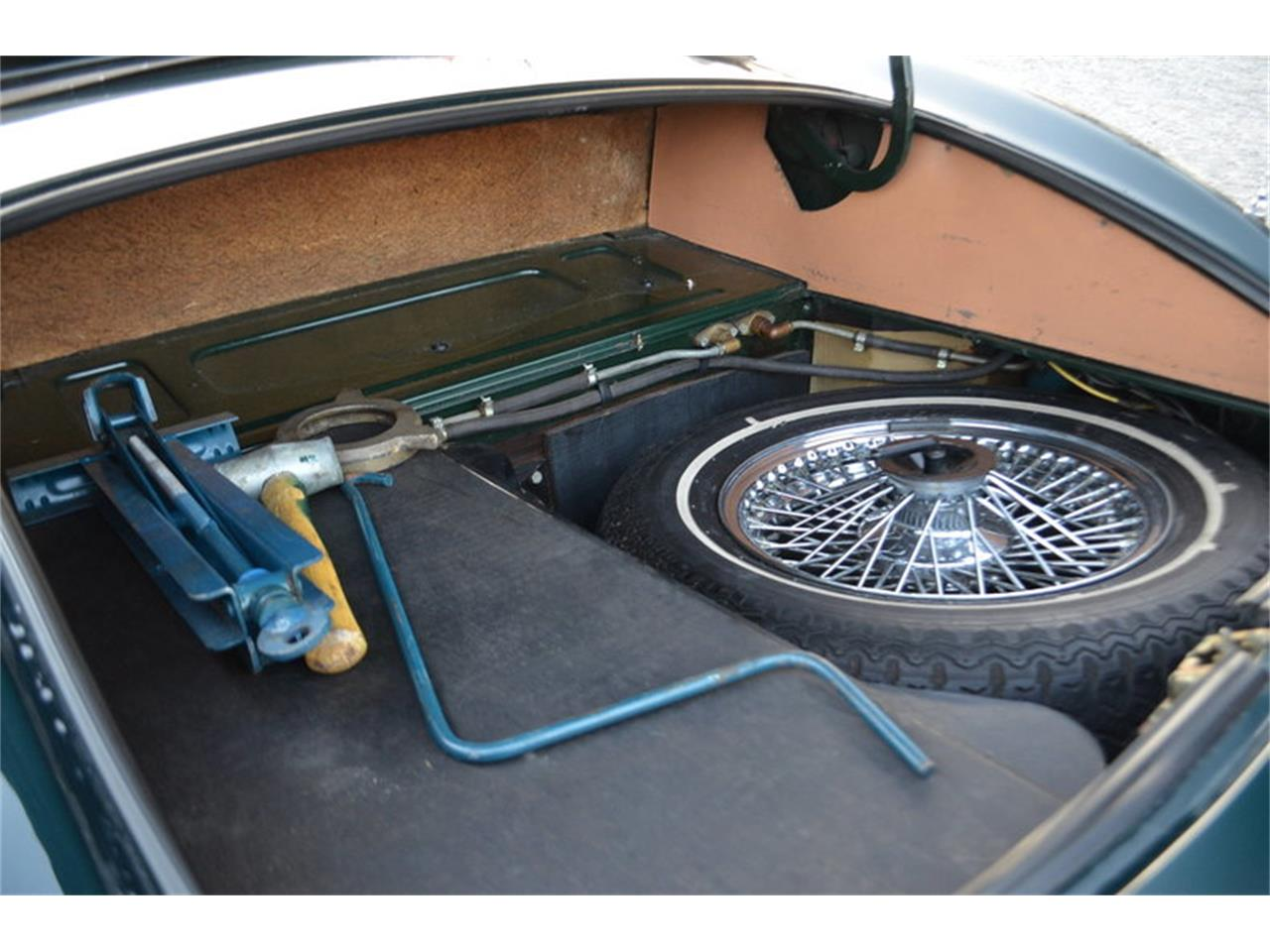 Large Picture of 1974 E-Type located in Lebanon Tennessee - $72,500.00 Offered by Frazier Motor Car Company - MMOP