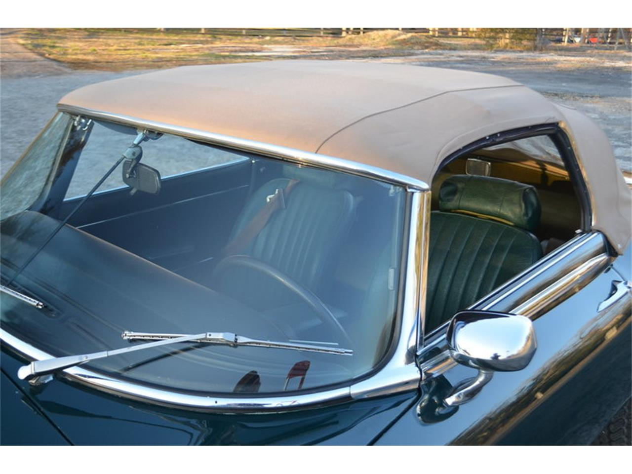 Large Picture of '74 Jaguar E-Type - $72,500.00 Offered by Frazier Motor Car Company - MMOP