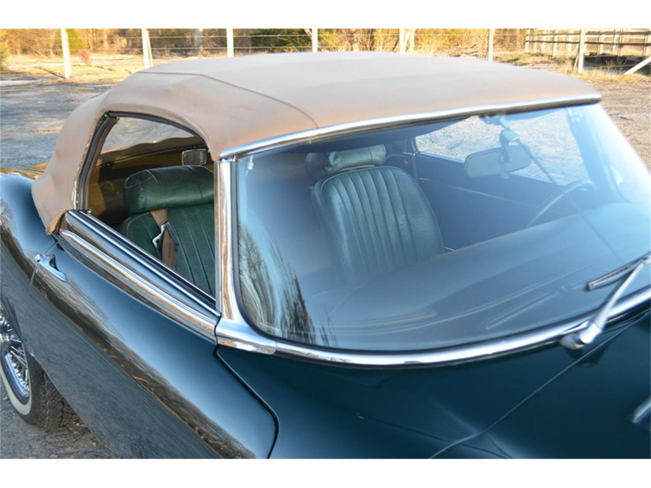 Large Picture of 1974 Jaguar E-Type Offered by Frazier Motor Car Company - MMOP