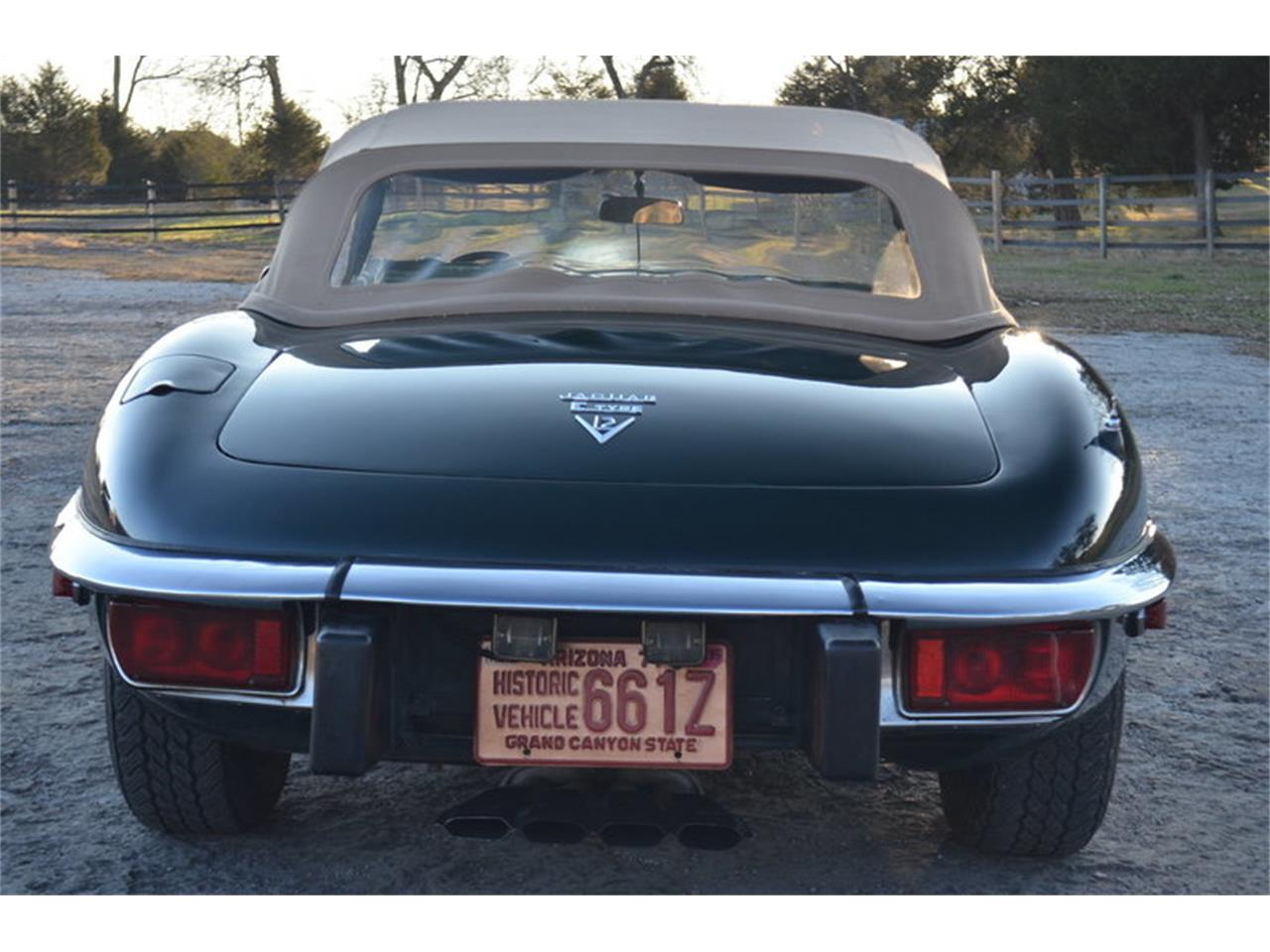 Large Picture of 1974 Jaguar E-Type located in Tennessee Offered by Frazier Motor Car Company - MMOP