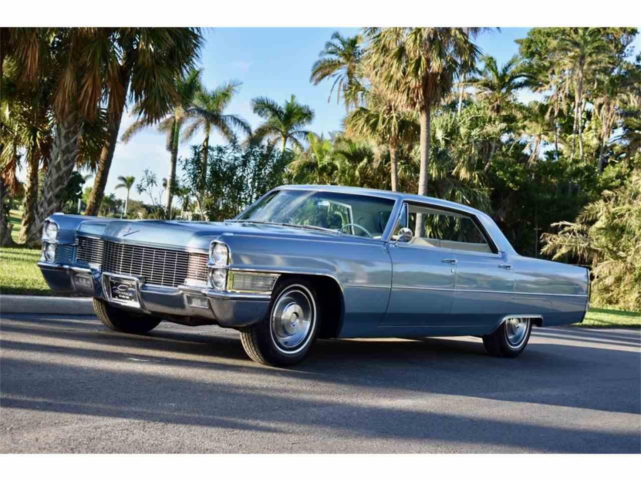 1965 Cadillac Sedan DeVille for Sale | ClicCars.com | CC-1055865