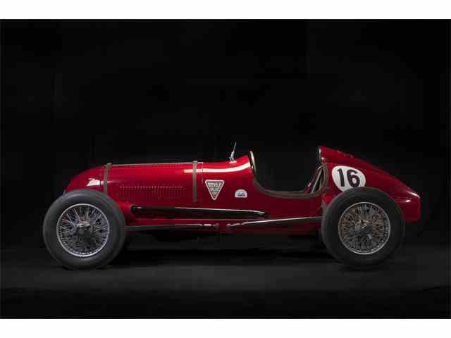 Picture of '37 Monoposto Kit  - MMQS