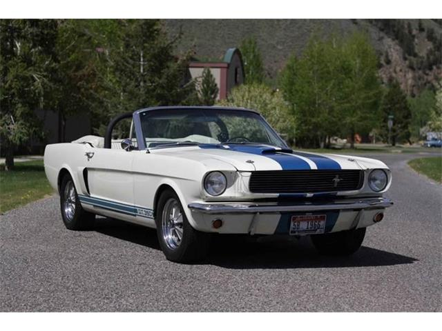Picture of '66 GT350 - MMQV