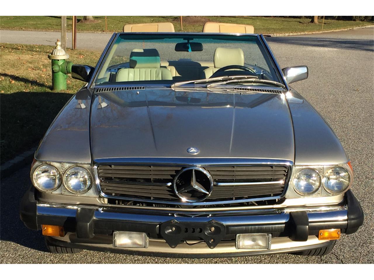 4322835c688 1986 Mercedes-Benz 560SL for Sale