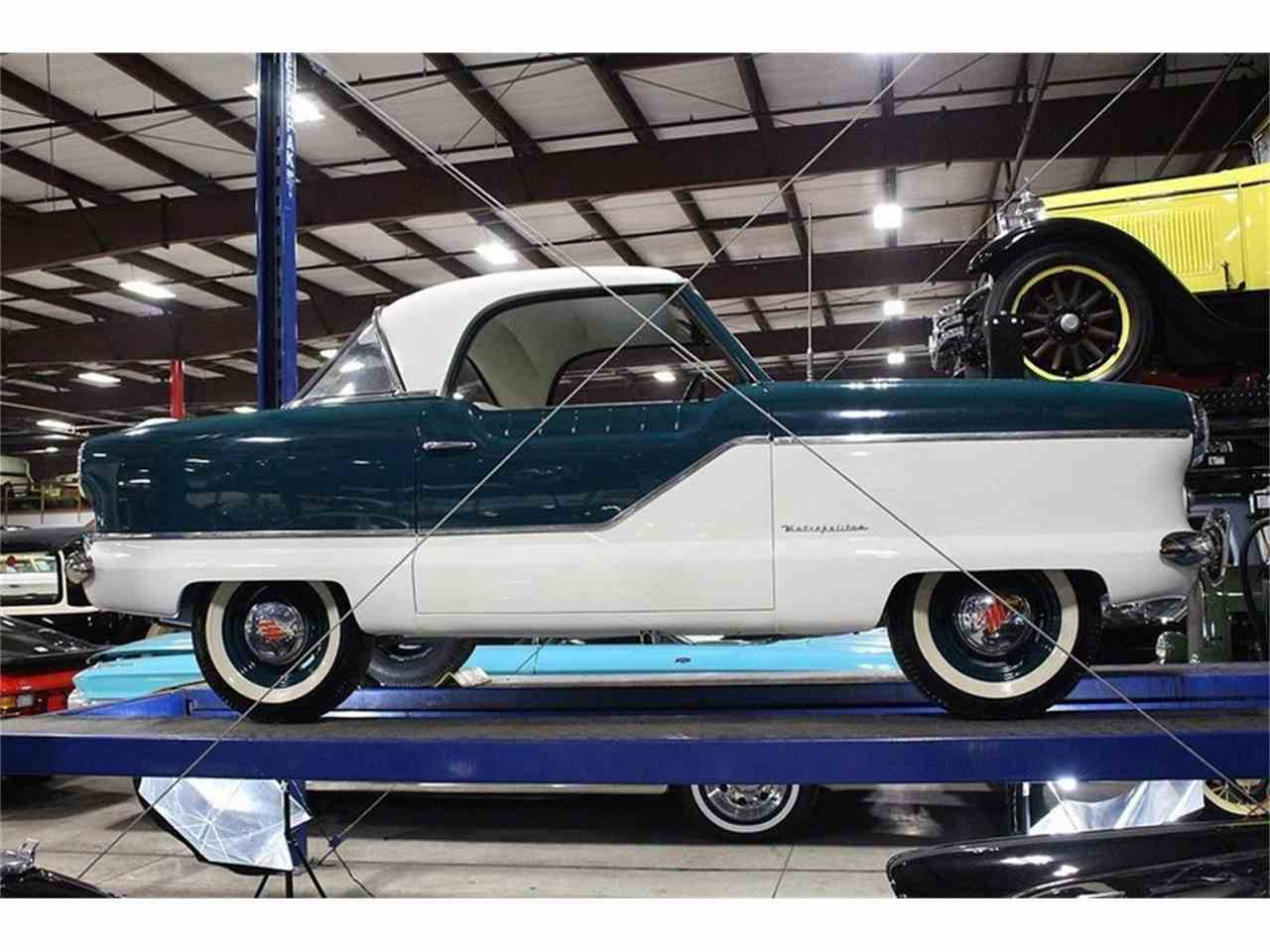 Large Picture of '57 Metropolitan - MMSR