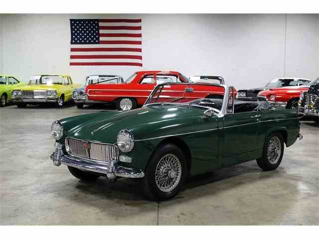 Picture of Classic '67 MG Midget located in Kentwood Michigan - $12,900.00 - MMT4