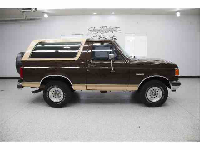 Picture of '91 Bronco - MMTD