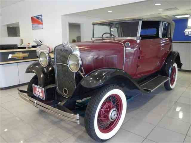 Picture of Classic '31 Antique located in Cadillac Michigan Offered by  - MMTK