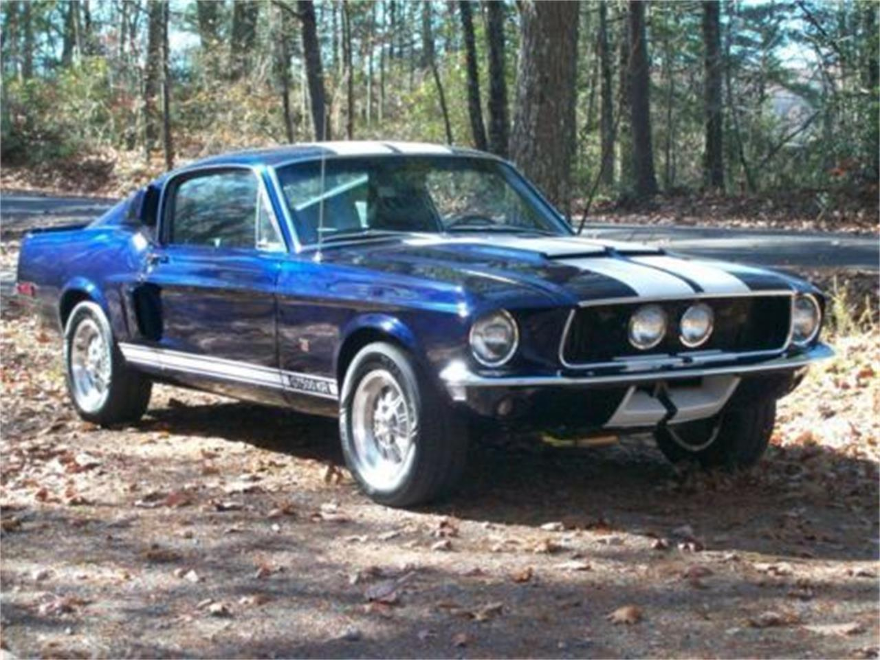 68 Fastback Mustang >> For Sale 1968 Ford Mustang In Cadillac Michigan