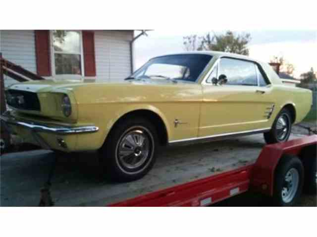 Picture of '66 Mustang - MMTN