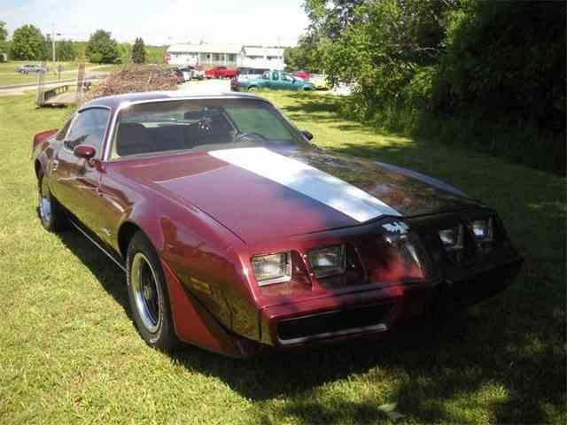Picture of '81 Firebird - MMVT