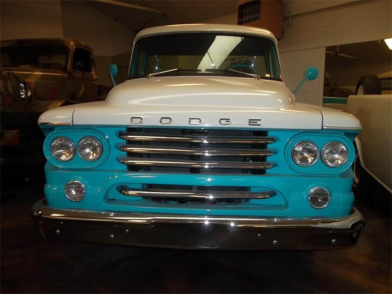 Large Picture of Classic 1958 D100 located in Salt Lake City Utah Auction Vehicle - MMWD