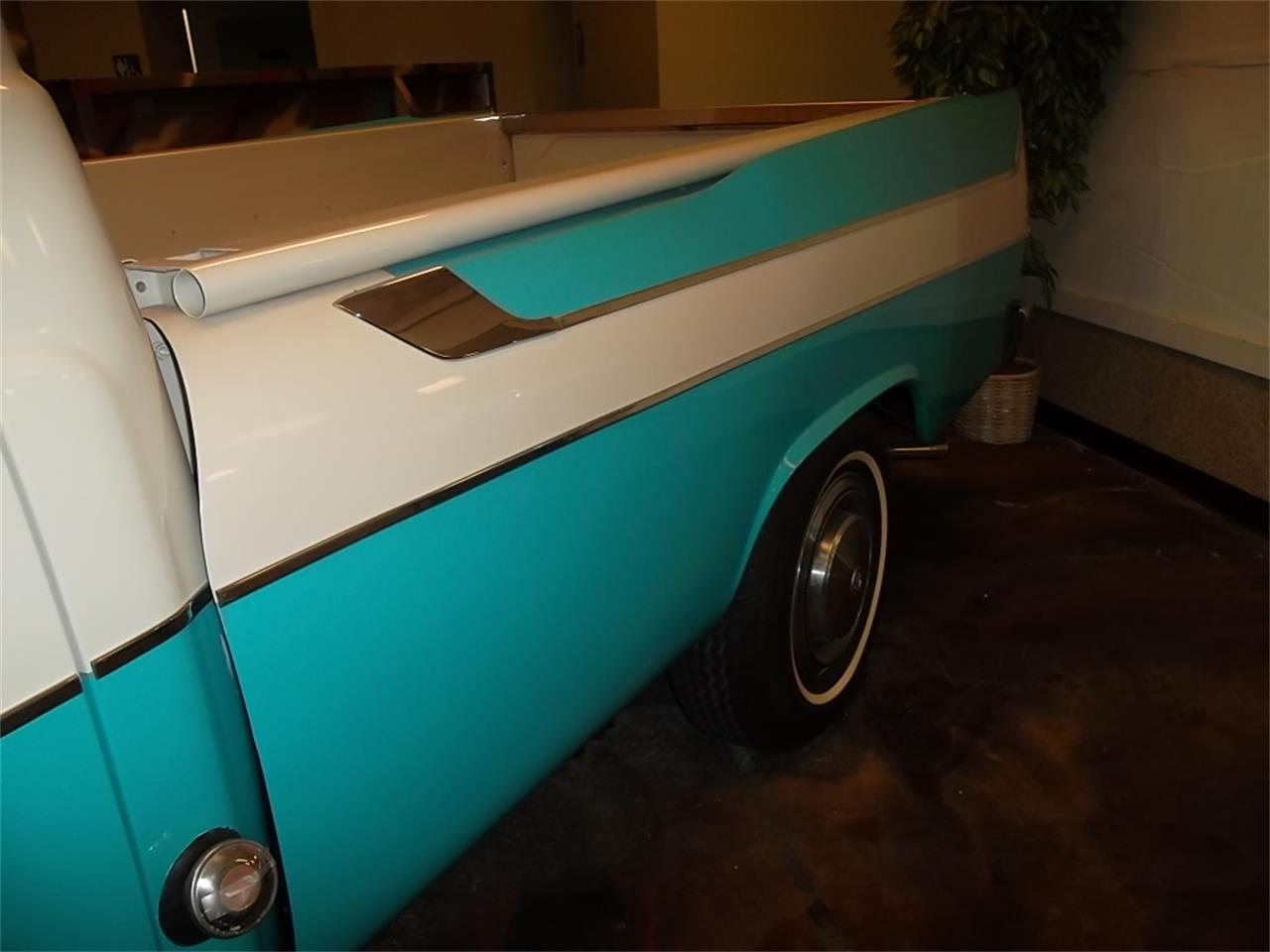 Large Picture of Classic '58 Dodge D100 located in Utah Auction Vehicle Offered by Classic Car Auction Group - MMWD