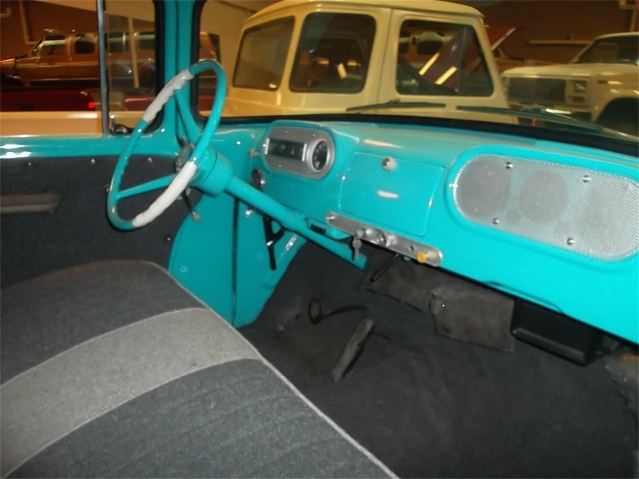Large Picture of Classic 1958 Dodge D100 located in Salt Lake City Utah Auction Vehicle - MMWD