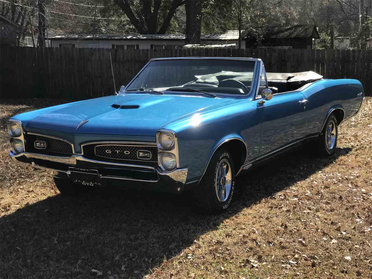 1967 Pontiac GTO for Sale | ClassicCars.com | CC-1056126
