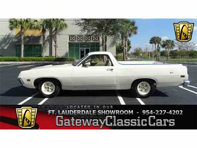 Picture of Classic '71 Ranchero - $45,995.00 Offered by Gateway Classic Cars - Fort Lauderdale - MINQ