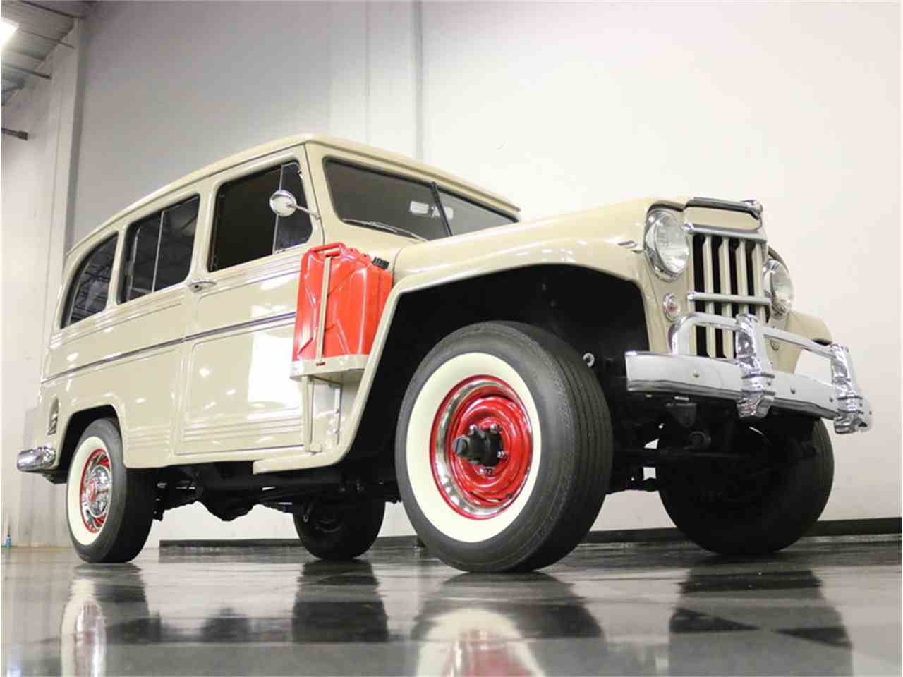 1956 Willys Wagoneer for Sale | ClassicCars.com | CC-1056182