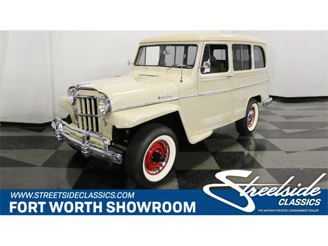 Picture of Classic '56 Willys Wagoneer located in Texas - $42,995.00 - MMYE