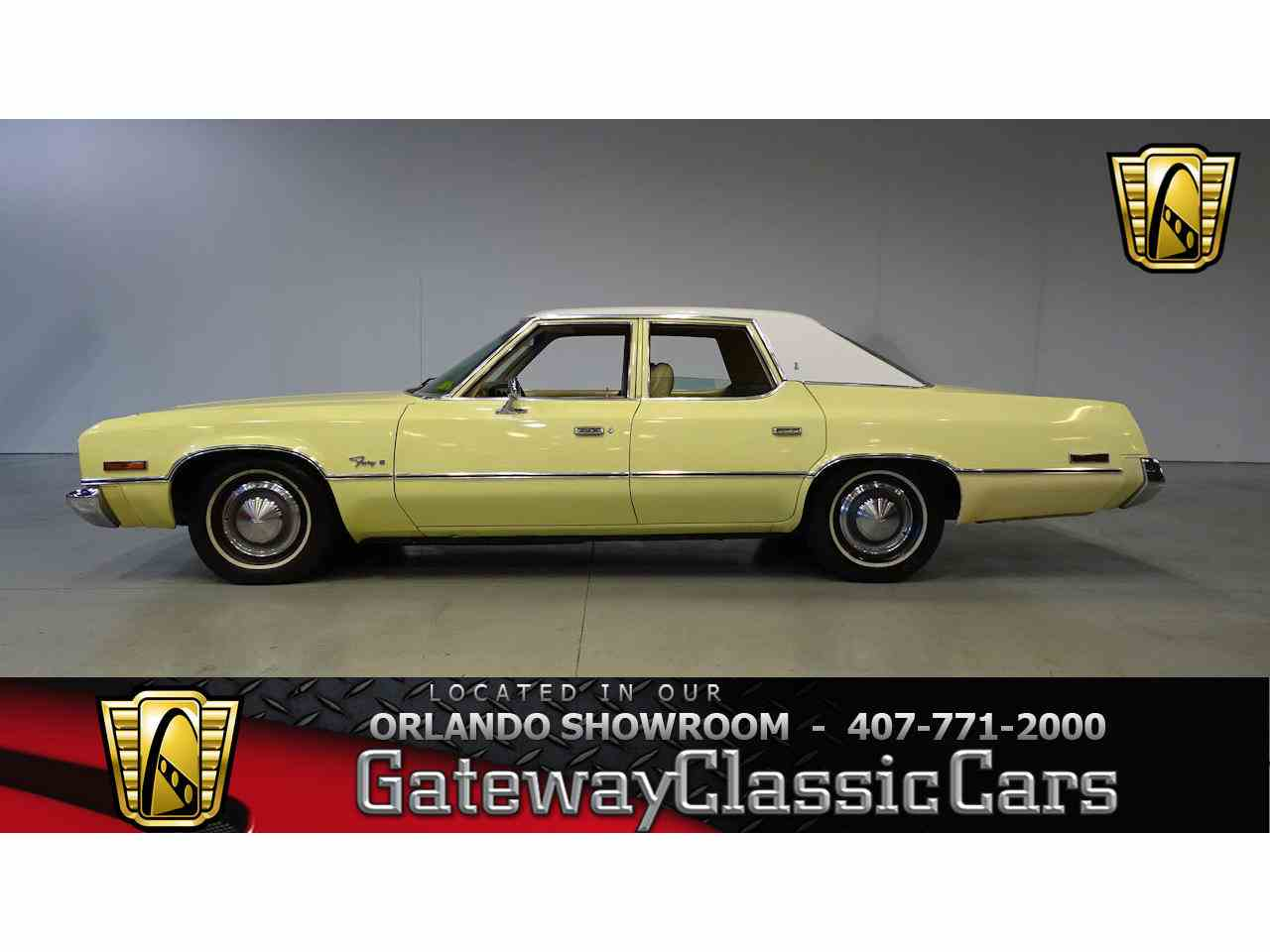 1974 Plymouth Fury for Sale   ClassicCars.com   CC-1056194