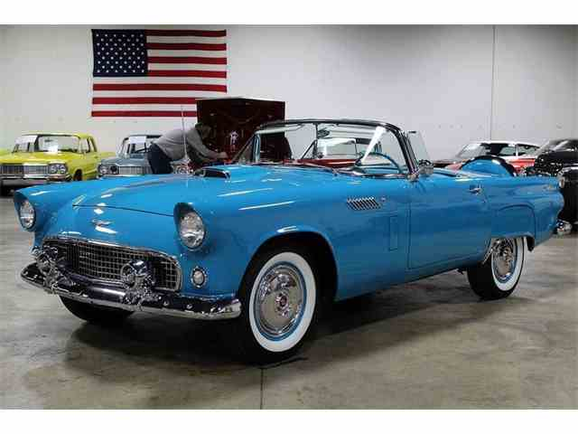 Picture of Classic 1956 Ford Thunderbird located in Kentwood Michigan Offered by  - MINW