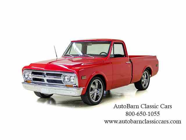 Picture of '68 Pickup - MMYX