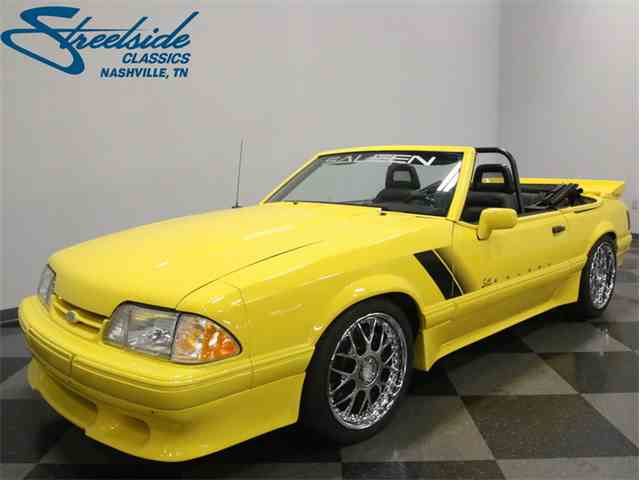 Picture of '93 Mustang Summer Special - MMZ8