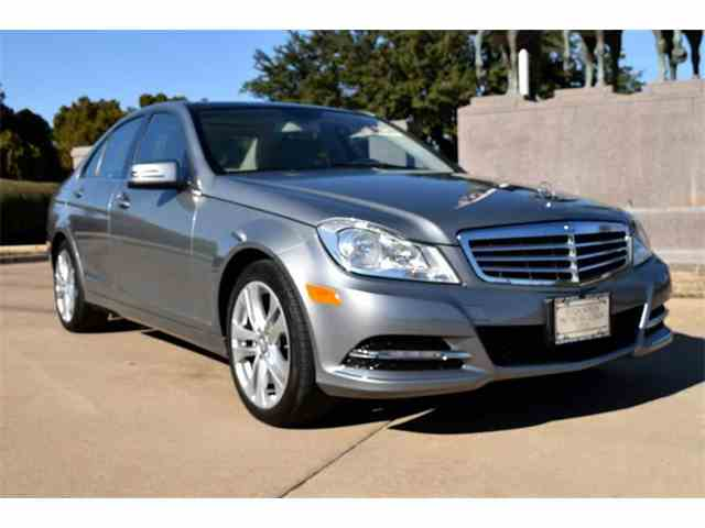 Picture of 2012 Mercedes-Benz C-Class Offered by European Motor Cars LTD - MN03