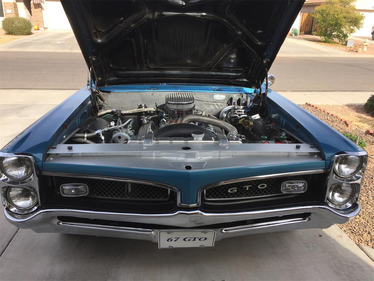 1966 Gto Hood Tach Wiring Compact Diagram Pontiac 1967 For Sale Classiccars Com Cc 1056281 67