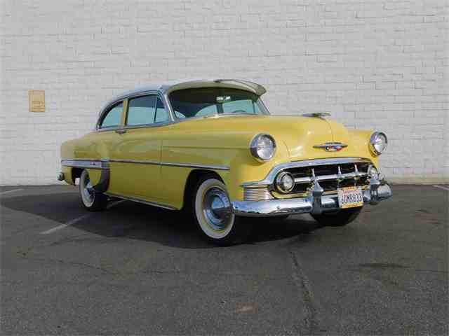 Picture of '53 Chevrolet Bel Air located in Carson CALIFORNIA - $26,500.00 Offered by Back in the Day Classics - MN1B