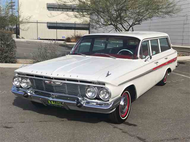 Picture of Classic 1961 Chevrolet Nomad located in CALIFORNIA - $53,000.00 - MN1D