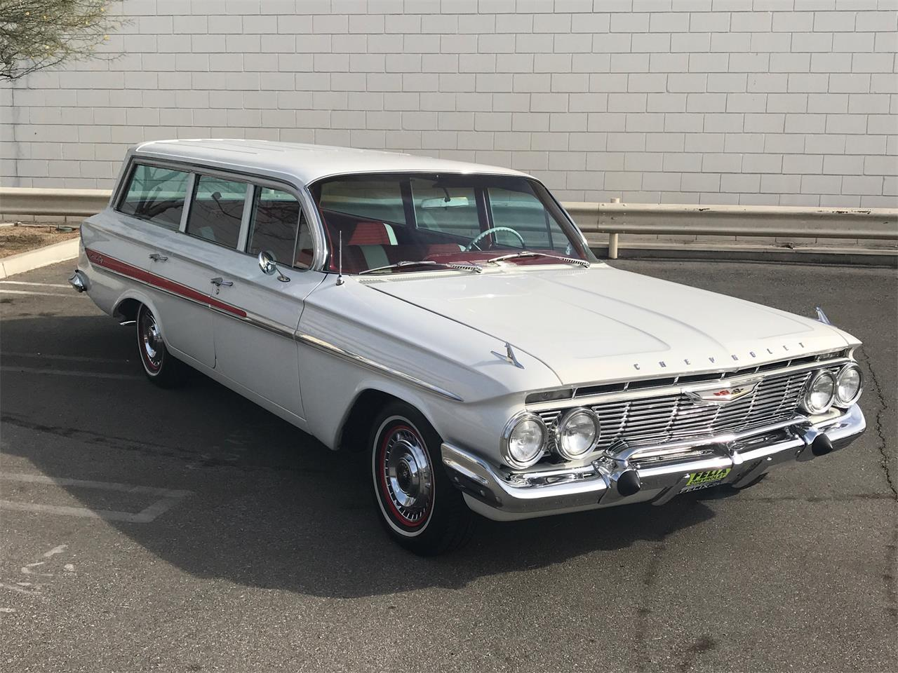 Large Picture of '61 Nomad - MN1D