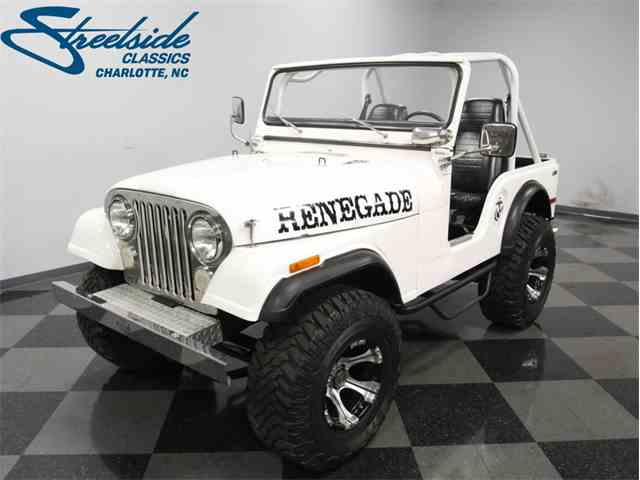 Picture of '74 CJ5 - MI8F
