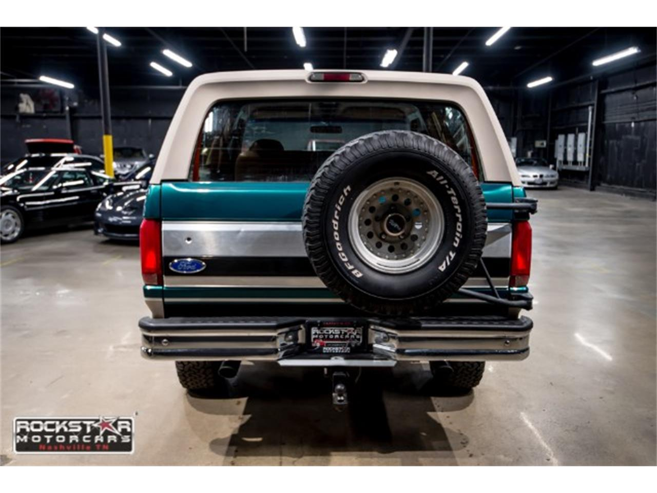Large Picture of 1996 Ford Bronco located in Tennessee - $12,980.00 Offered by Rockstar Motorcars - MN1Y