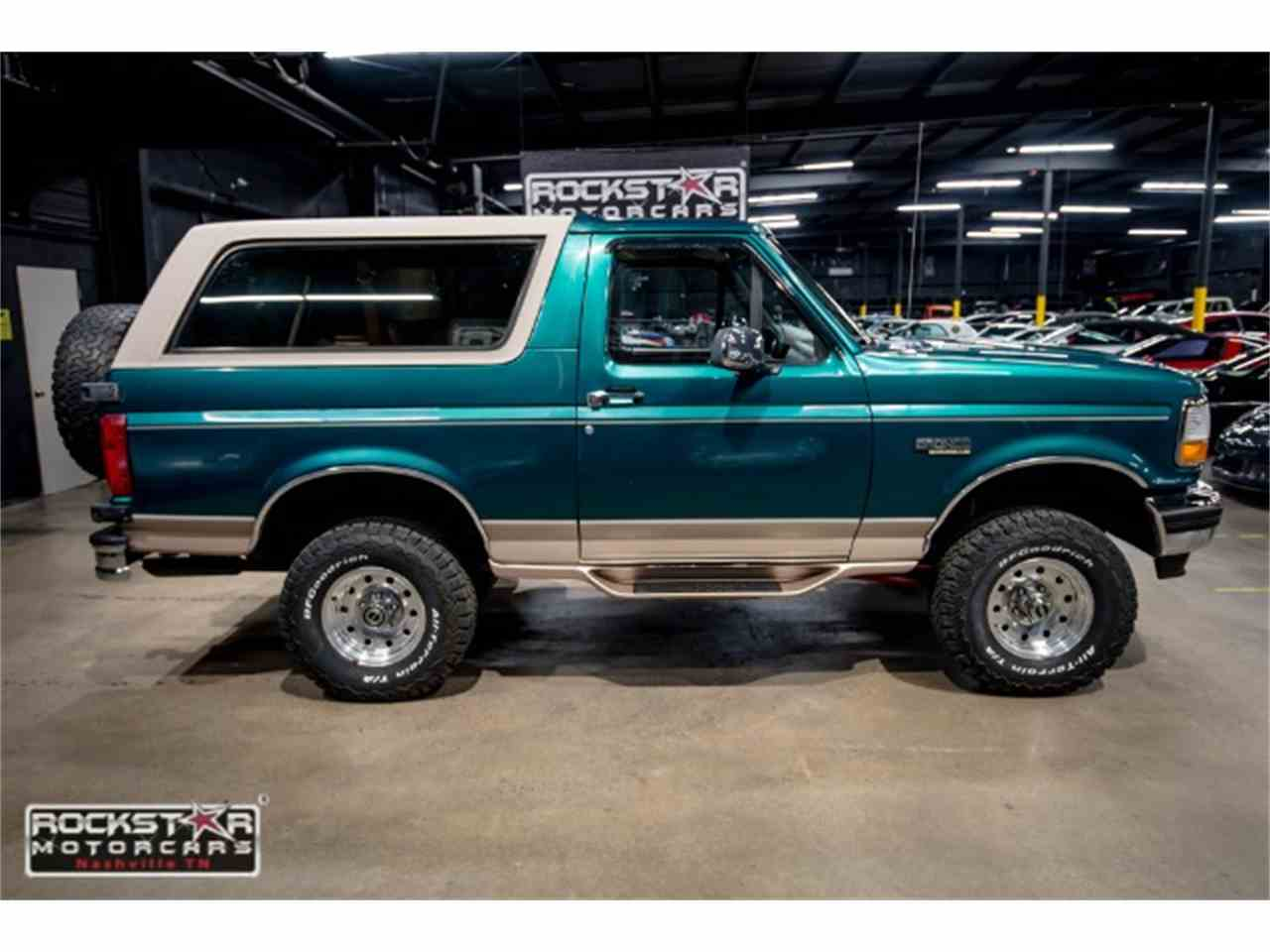 Large Picture of '96 Bronco - MN1Y