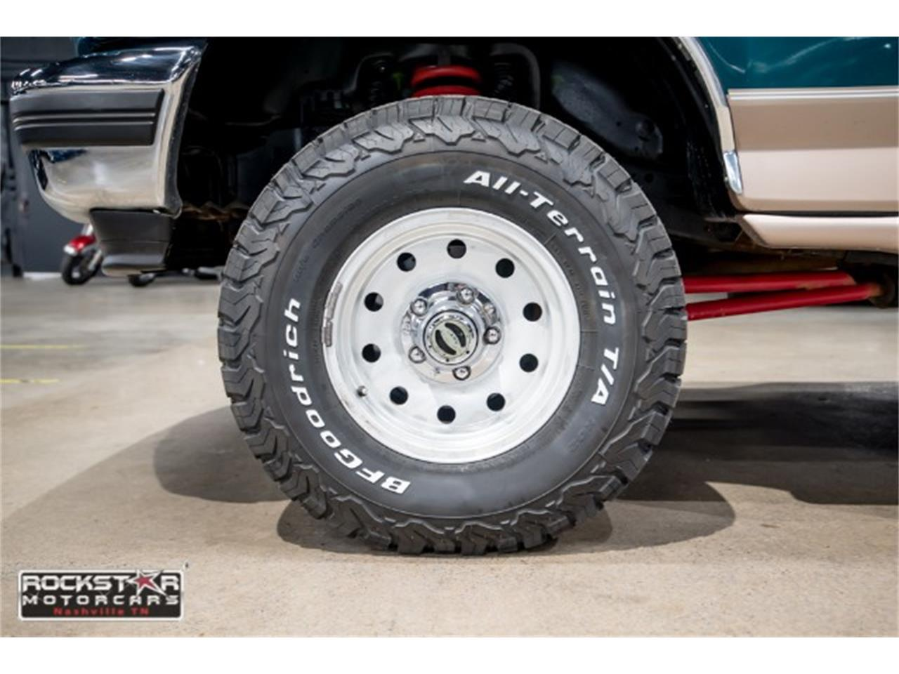 Large Picture of '96 Ford Bronco Offered by Rockstar Motorcars - MN1Y