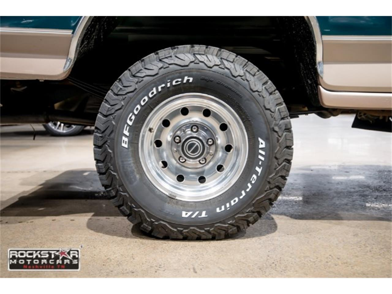 Large Picture of 1996 Ford Bronco located in Nashville Tennessee - $12,980.00 - MN1Y