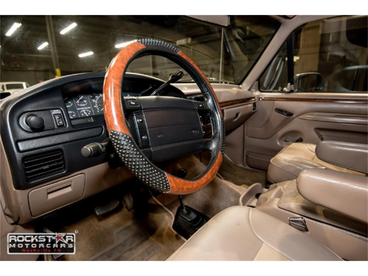 Large Picture of 1996 Bronco located in Nashville Tennessee - MN1Y