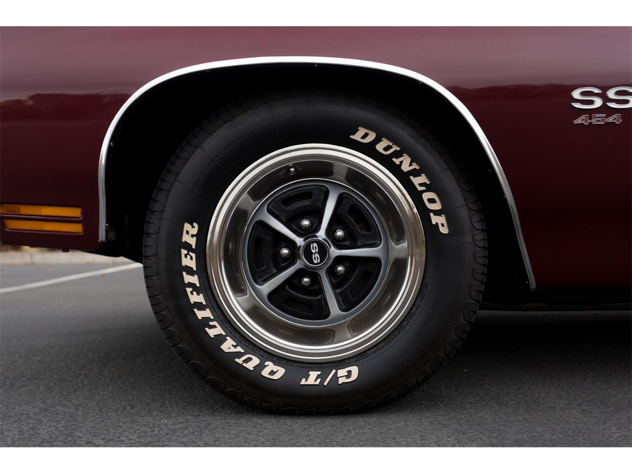 Large Picture of '70 Chevelle SS located in Fairfield California - MN2G