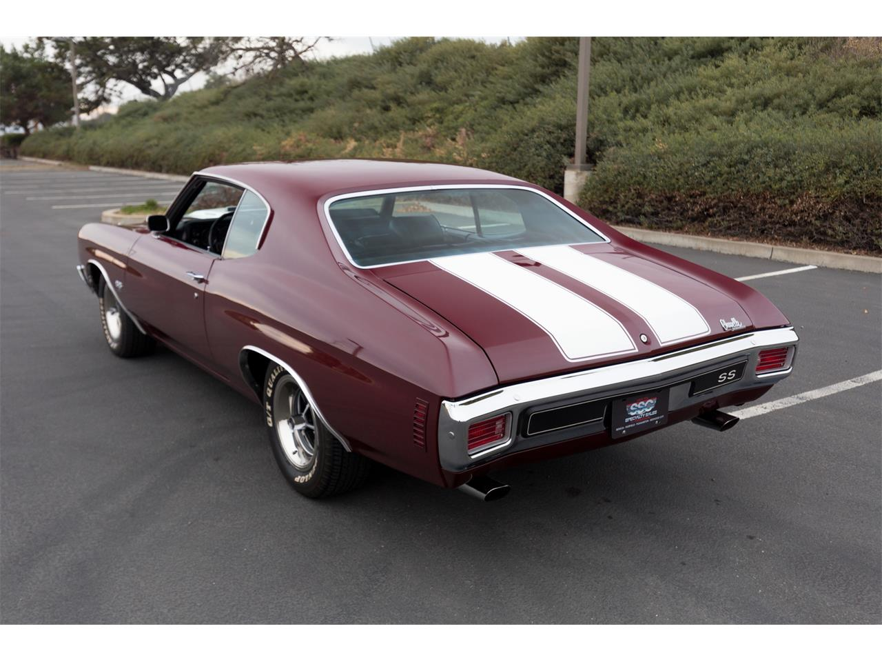 Large Picture of Classic 1970 Chevrolet Chevelle SS located in Fairfield California - MN2G