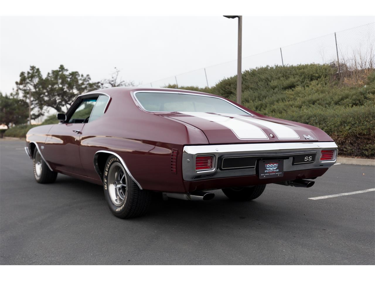 Large Picture of Classic '70 Chevrolet Chevelle SS located in Fairfield California Offered by Specialty Sales Classics - MN2G