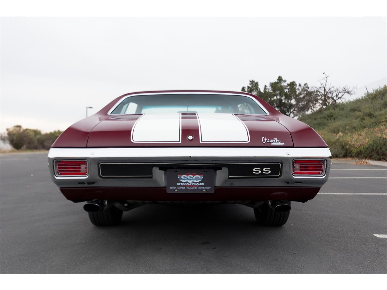 Large Picture of 1970 Chevelle SS - MN2G