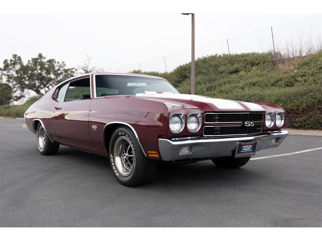 Large Picture of '70 Chevrolet Chevelle SS - $58,990.00 - MN2G