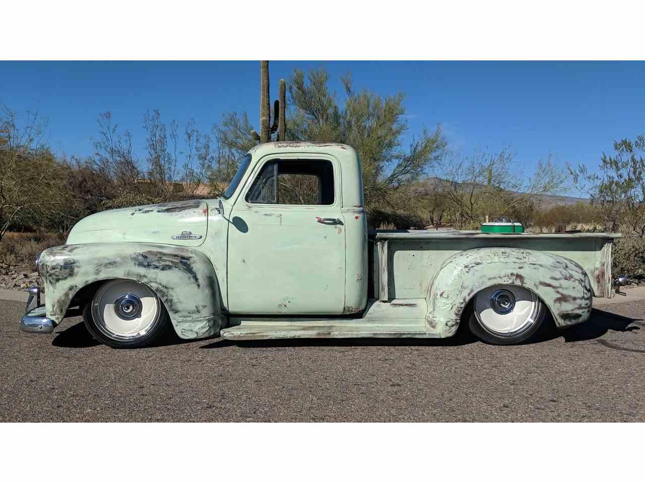 1955 Chevrolet Rat Rod Truck for Sale | ClassicCars.com | CC-1056357