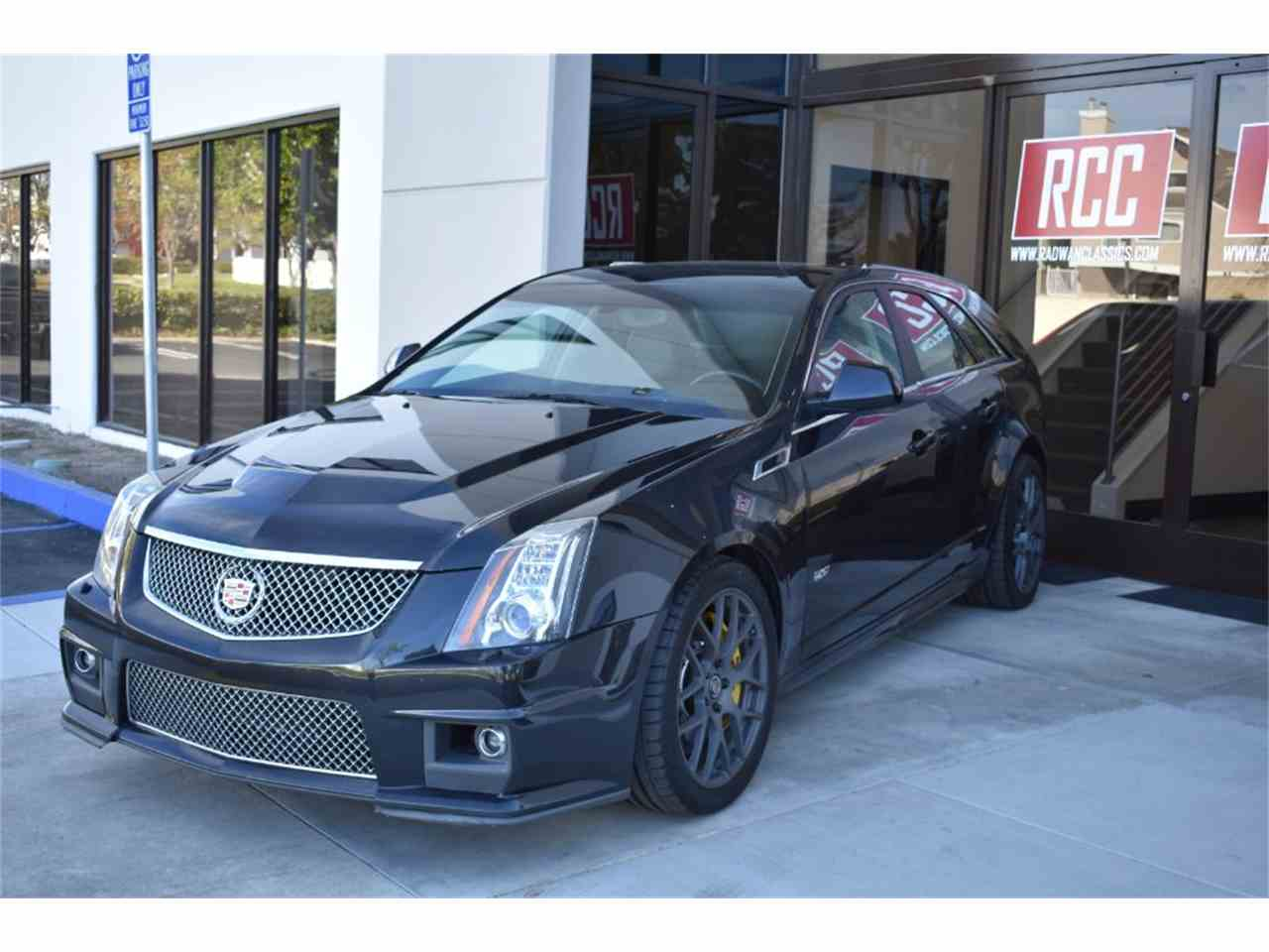 2012 Cadillac Cts For Sale Classiccars Com Cc 1056380