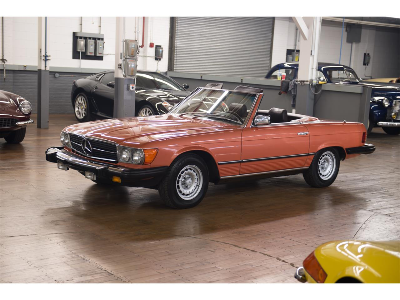For Sale: 1980 Mercedes-Benz 450SL in Fairfield County, Connecticut