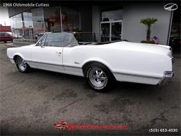 Picture of 1966 Oldsmobile Cutlass - $25,500.00 Offered by Affordable Classics Inc - MN4C