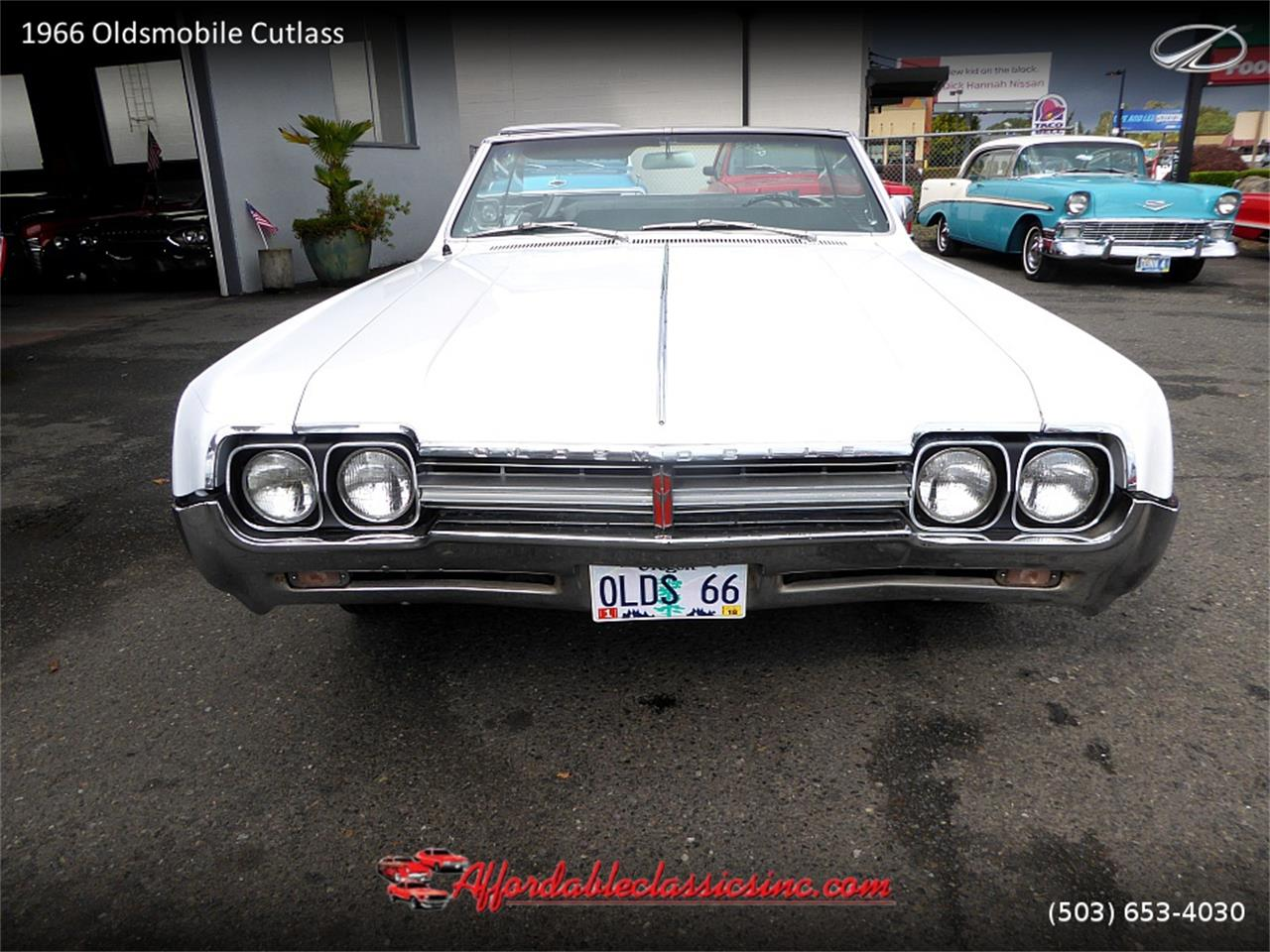 Large Picture of '66 Oldsmobile Cutlass located in Gladstone Oregon - $25,500.00 Offered by Affordable Classics Inc - MN4C